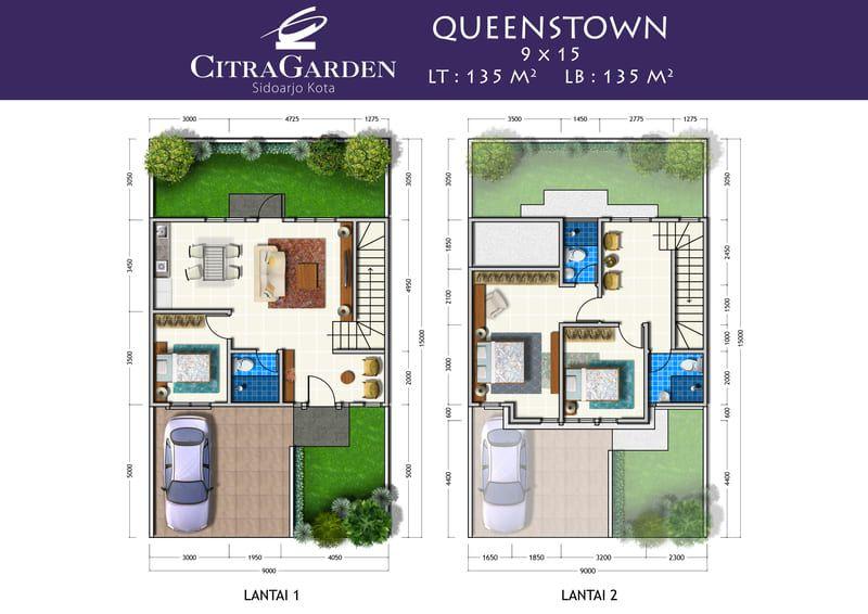citra-garden-sidoarjo-queenstown