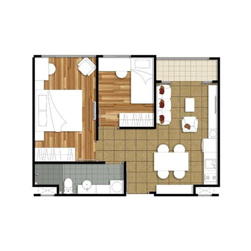 roseville-soho-suites-2-bedroom