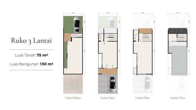 pavilia-at-premier-estate-2-ruko-3-lantai