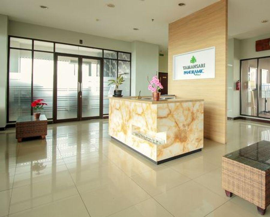 Tamansari Panoramic Bandung lobby