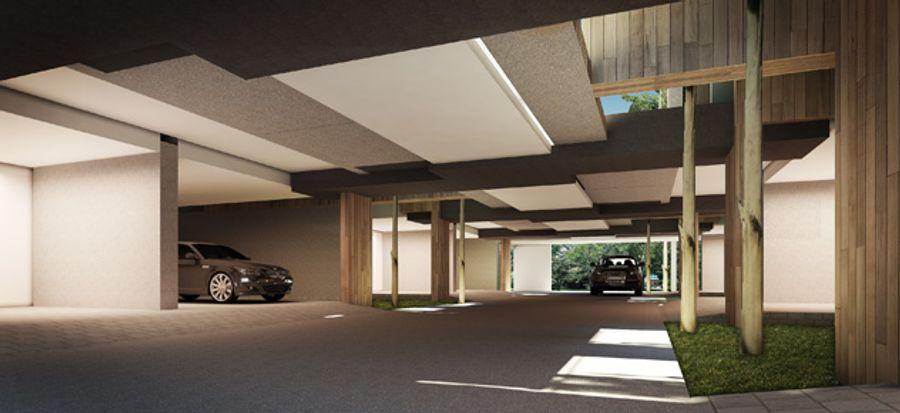 Whelford - BSD City - parking