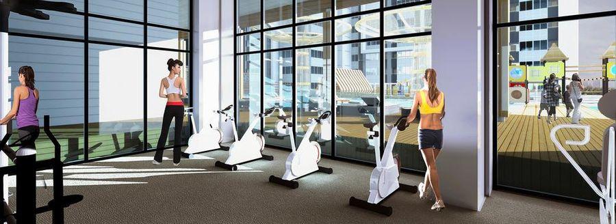 Wismaya Residence gym