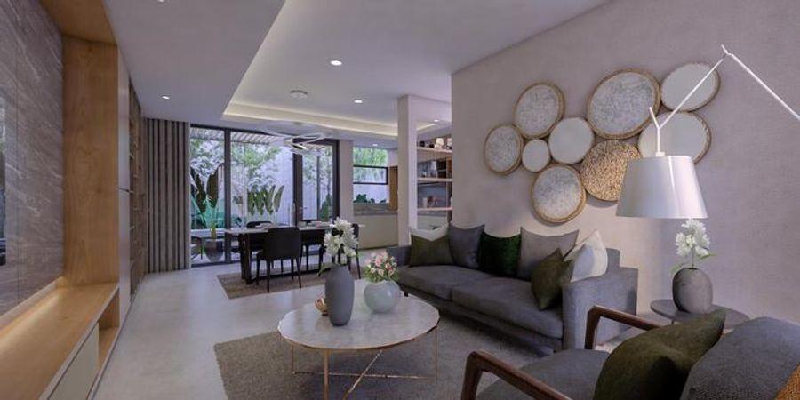 Azalea Residence Tipe Suite 1 Livingroom