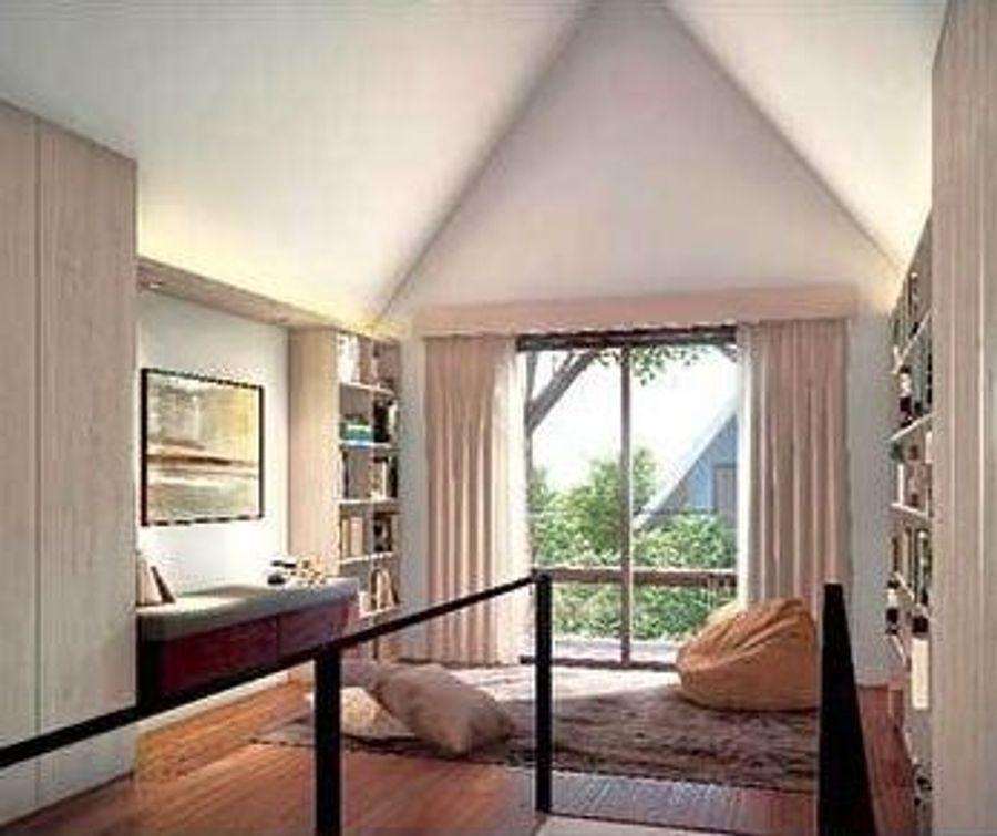 Caelus BSD City fasilitas cozy room